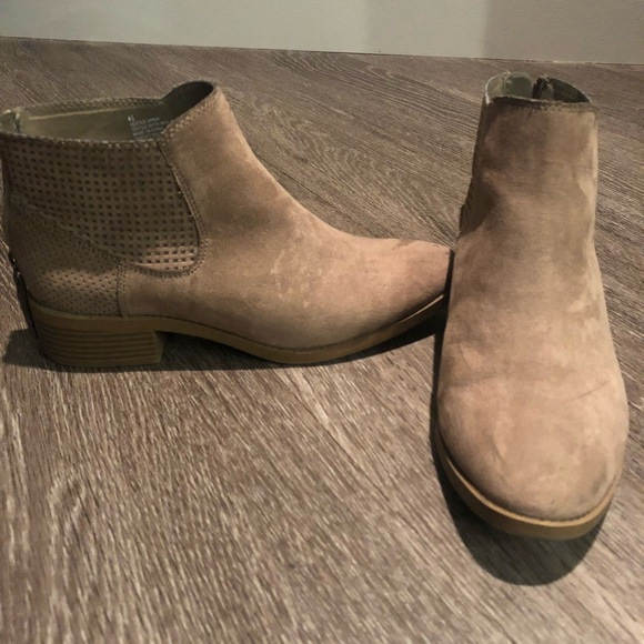 b8b1d50d1d1a DV by Dolce Vita Shoes - Target DV brand brown bootie